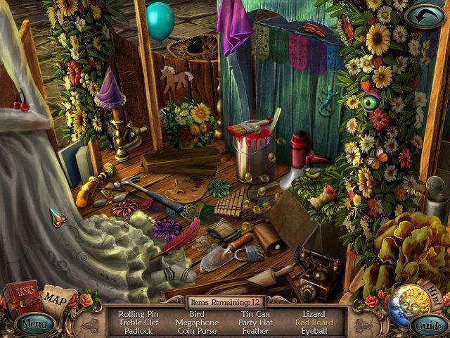 Lost Legends: The Weeping Woman. Collector's Edition - Screenshot 3