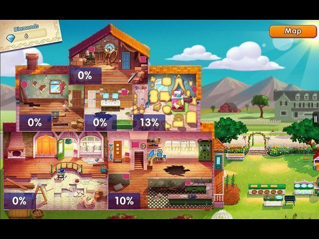 Delicious - Emily's Home Sweet Home. Premium Edition - Screenshot 2