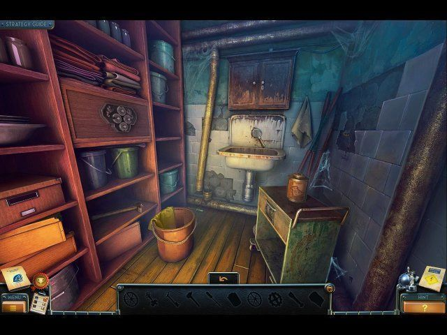 New York Mysteries: High Voltage. Collector's Edition - Screenshot 2