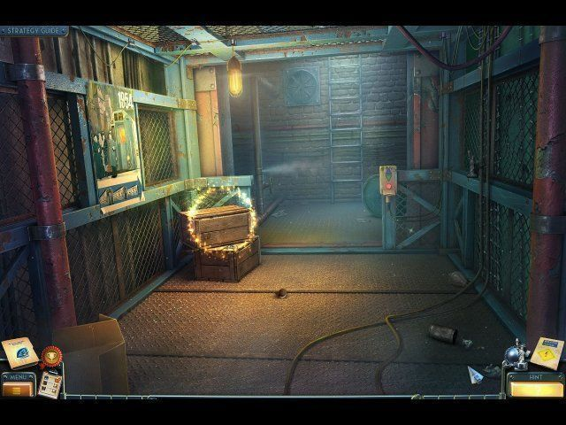 New York Mysteries: High Voltage. Collector's Edition - Screenshot 3