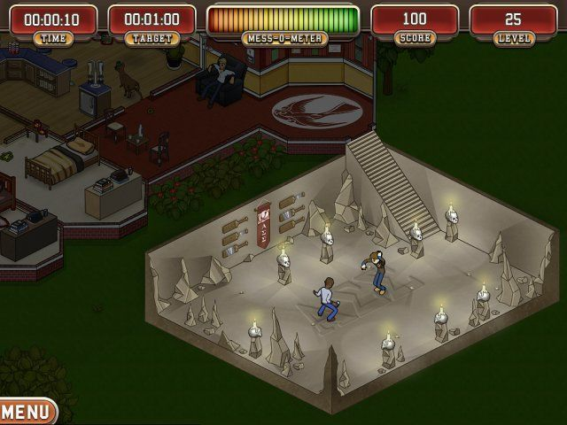 Frat House: The Perfect Score - Screenshot 5