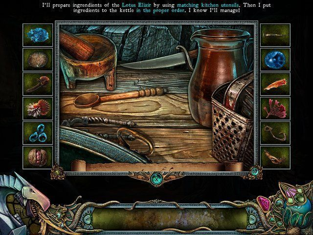 Witchcraft: The Lotus Elixir - Screenshot 5