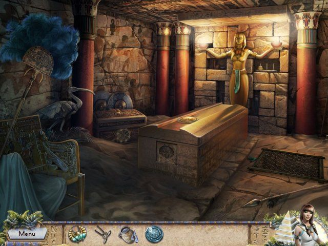 Riddles of Egypt - Screenshot 1