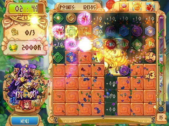 The Treasures of Montezuma 5 - Screenshot 1