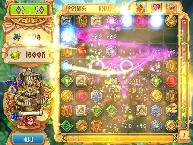 The Treasures of Montezuma 5 - Screenshot 5