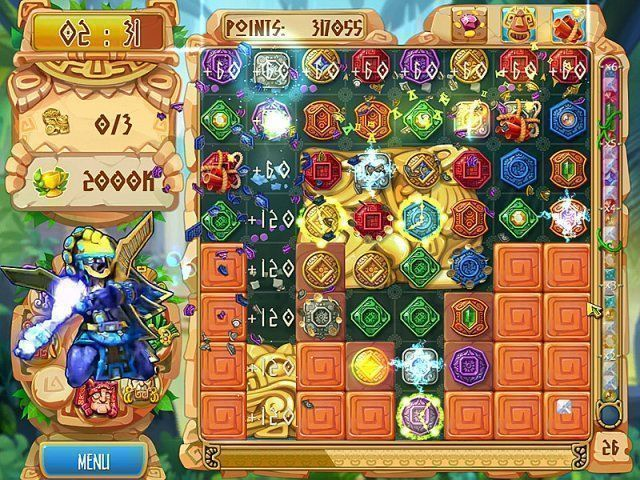The Treasures of Montezuma 5 - Screenshot 6