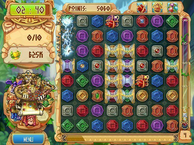The Treasures of Montezuma 5 - Screenshot 7
