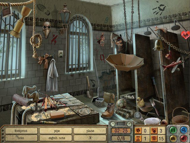 Dark Asylum: Mystery Adventure - Screenshot 3