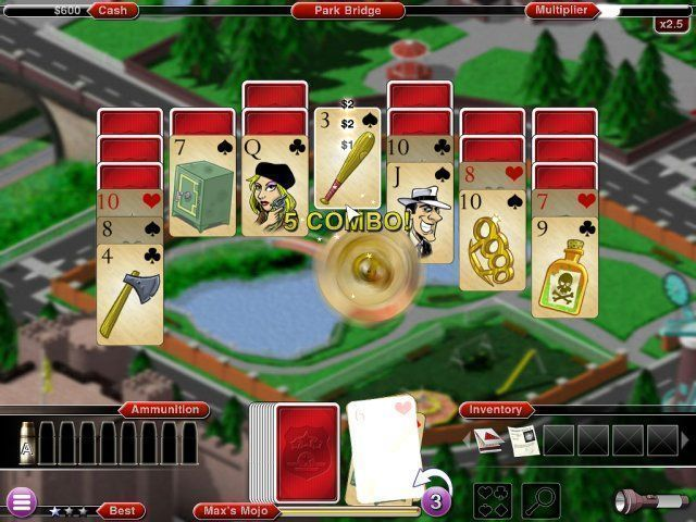 Crime Solitaire 2: The Smoking Gun - Screenshot 7