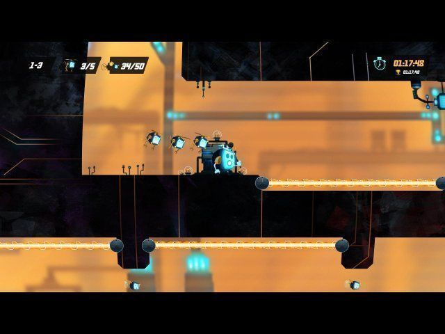 Mechanic Escape - Screenshot 3
