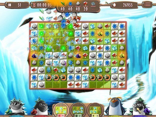 Yeti Quest: Crazy Penguins - Screenshot 5