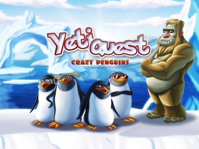 Yeti Quest: Crazy Penguins - Screenshot 7