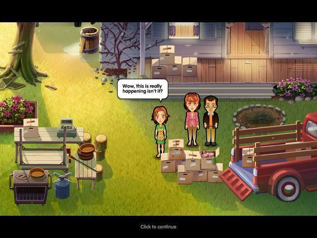 Delicious - Emily's Childhood Memories - Screenshot 3